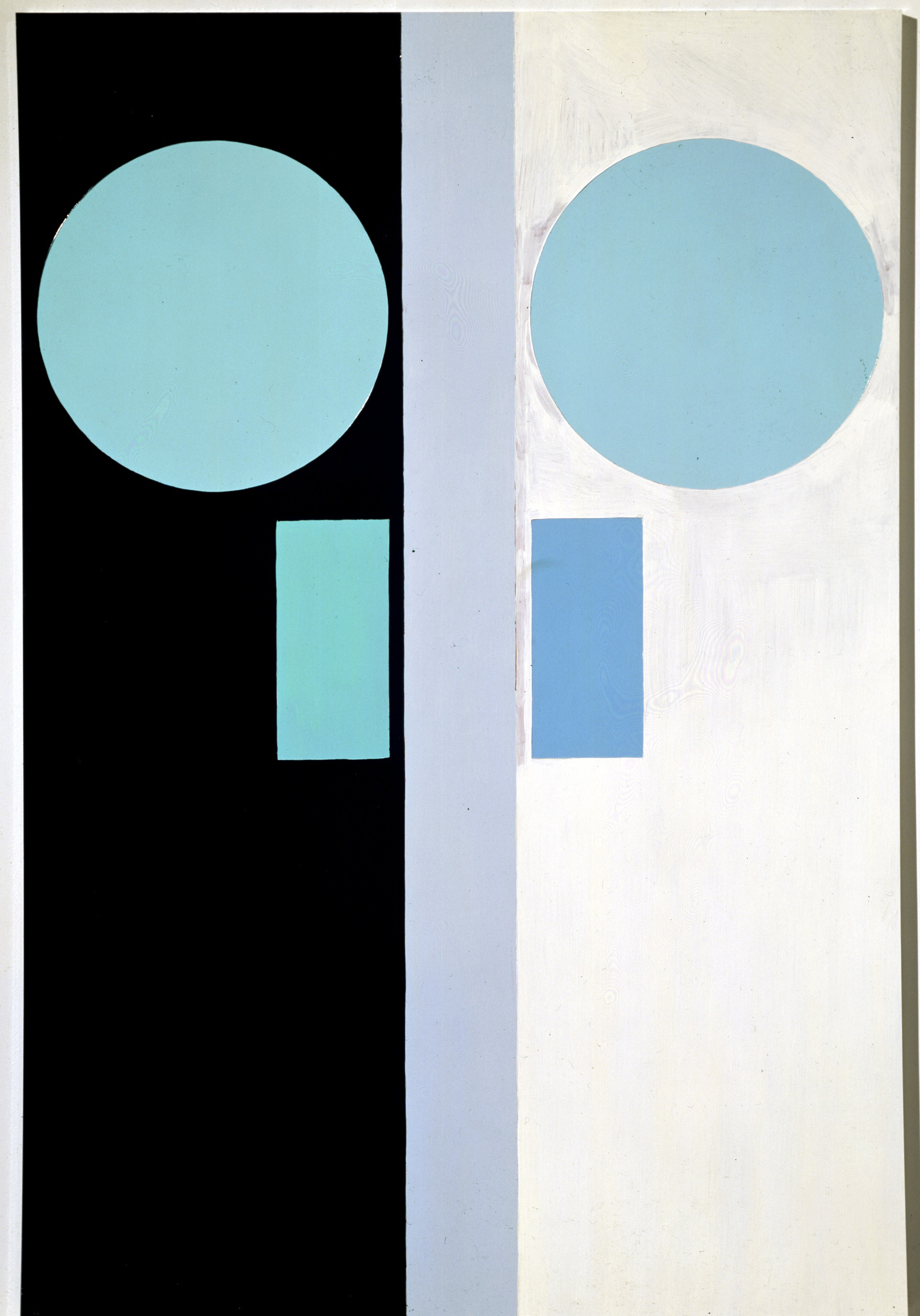 Artcornwall Org Gary Hume Modern Art Oxford