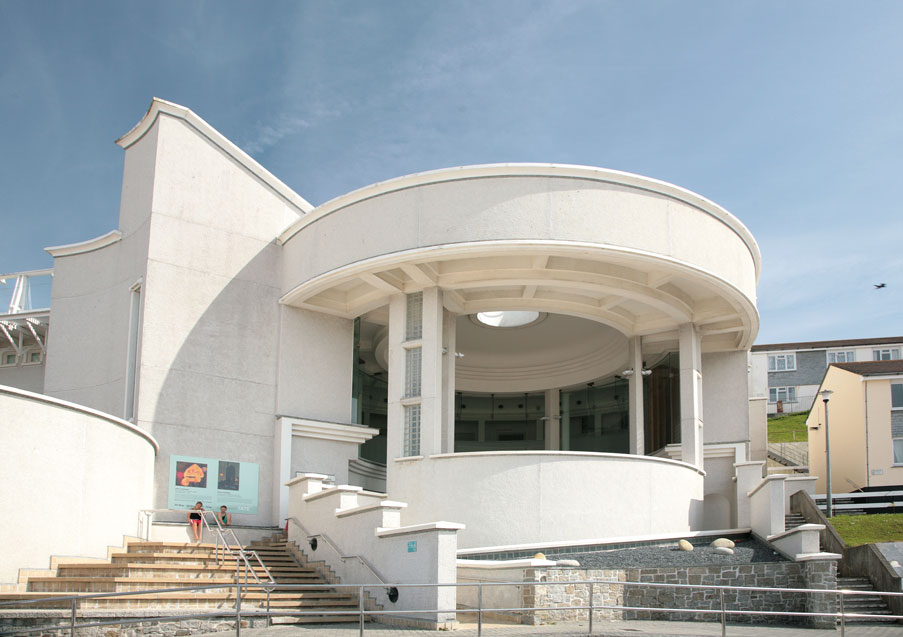 Artcornwall.org: Martin Clark On Tate St Ives, Art And Magic